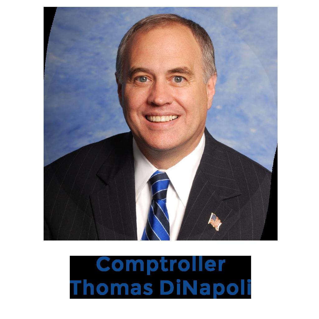 Comptroller Thomas DiNapoli